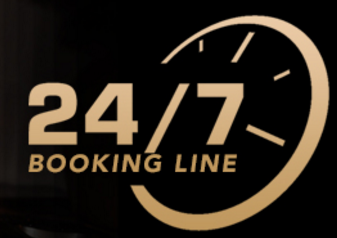 24/7 booking image